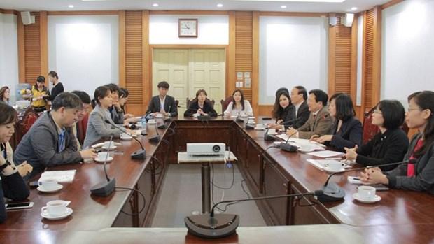 Vietnam - Republique de Coree : opportunites pour promouvoir la cooperation culturelle hinh anh 1
