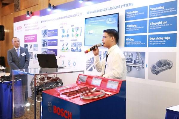 Bosch: investissement supplementaire de 58 millions d'euros a Dong Nai hinh anh 1