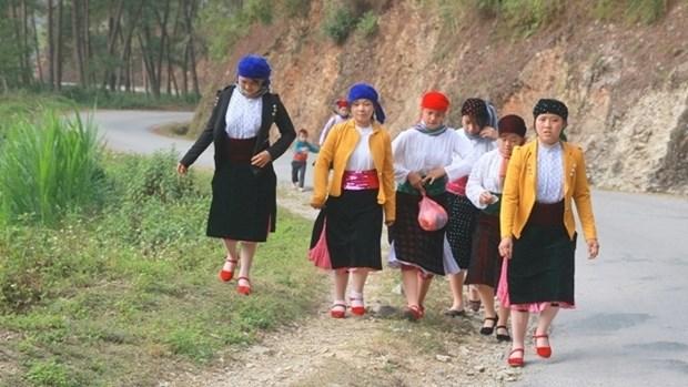 Promouvoir l'egalite des sexes chez les ethnies minoritaires hinh anh 1