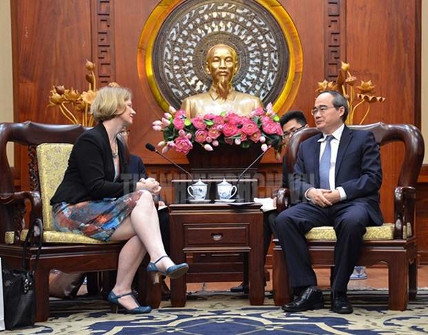Ho Chi Minh-Ville souhaite dynamiser ses relations avec la Nouvelle-Zelande hinh anh 1