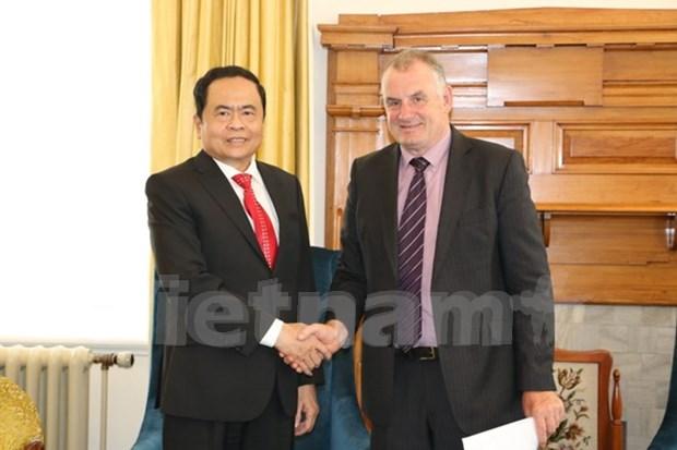 La Nouvelle-Zelande souhaite elargir ses relations avec le Vietnam hinh anh 1