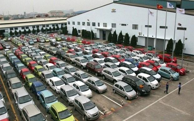 Recul des importations d'automobiles en onze mois hinh anh 1
