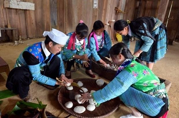 « Les bons plats des regions » au Village culturel et touristique des ethnies du Vietnam hinh anh 1