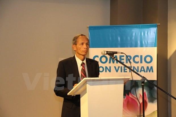 Promotion commerciale du Vietnam en Argentine hinh anh 1
