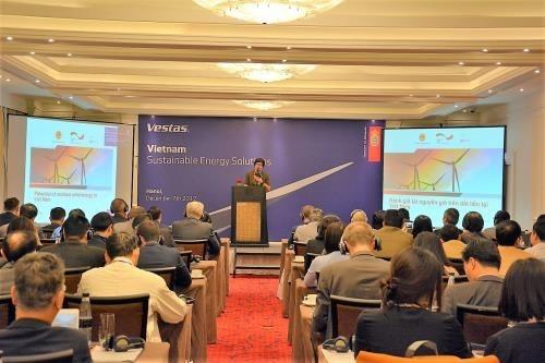 Le Danemark aide le Vietnam a developper la filiere eolienne hinh anh 1