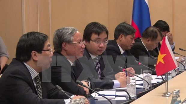 Le Vietnam prend en haute consideration le partenariat strategique integral avec la Russie hinh anh 1