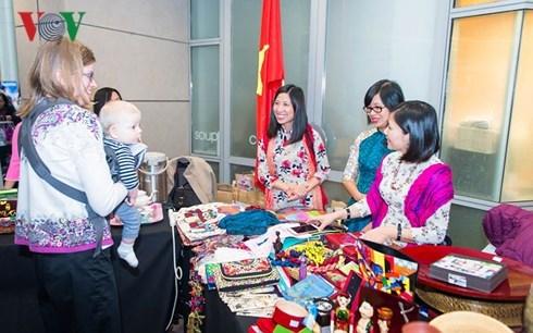 La culture vietnamienne devoile ses charmes au festival Winternational a Washington hinh anh 1