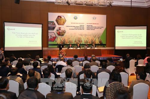 Garantir la securite alimentaire pour participer aux chaines de valeur mondiales hinh anh 1