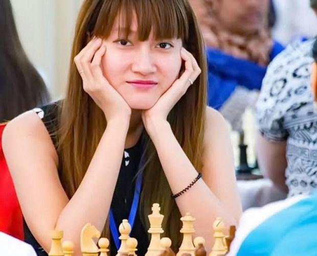 Echecs : Kim Phung finit premiere femme du tournoi de Londres hinh anh 1