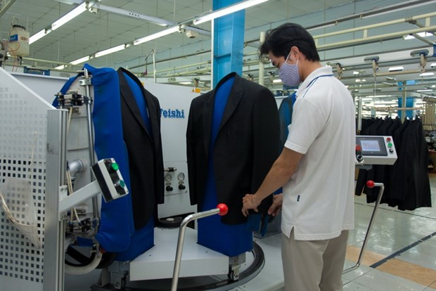 Textile-habillement : excedent commercial prevu a 15,5 milliards de dollars en 2017 hinh anh 1