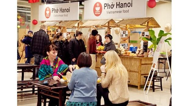 Le « pho » et le « nem » sont devenus populaires a Moscou hinh anh 2