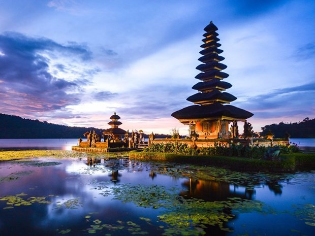 Exposition sur le tourisme indonesien a Hanoi hinh anh 1