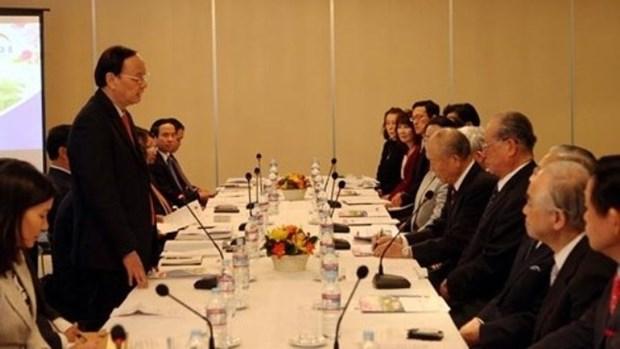 Le Vietnam et le Japon renforcent la diplomatie populaire hinh anh 1