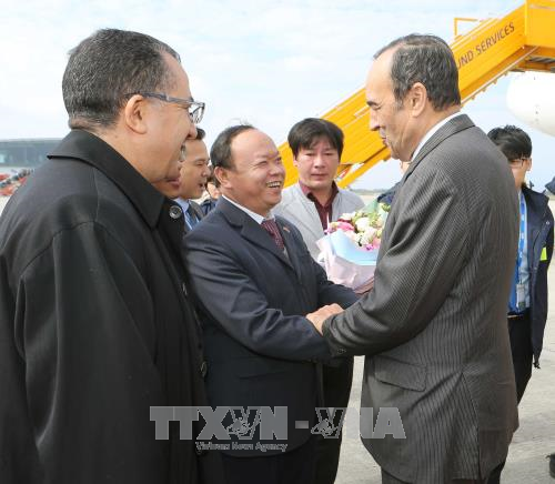 Le president de la Chambre des representants du Maroc effectue une visite officielle au Vietnam hinh anh 1