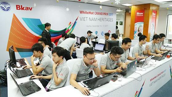 Cybersecurite : le Vietnam remporte le concours WhiteHat Grand Prix 2017 hinh anh 1