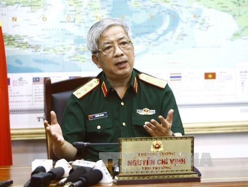 Colloque sur l'amelioration de l'efficacite des operations de maintien de la paix de l'ONU hinh anh 1