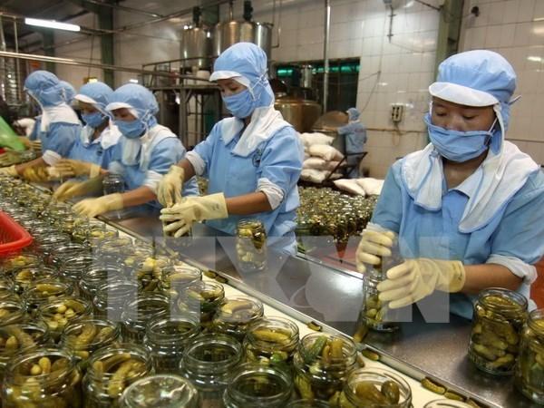 Croissance rapide du commerce Vietnam-R. de Coree grace au libre-echange hinh anh 1