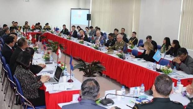 Le Vietnam s'engage a accroitre ses contributions aux operations de maintien de la paix de l'ONU hinh anh 1