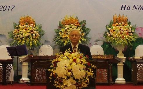Banquet en l'honneur de Bounnhang Vorachith hinh anh 1