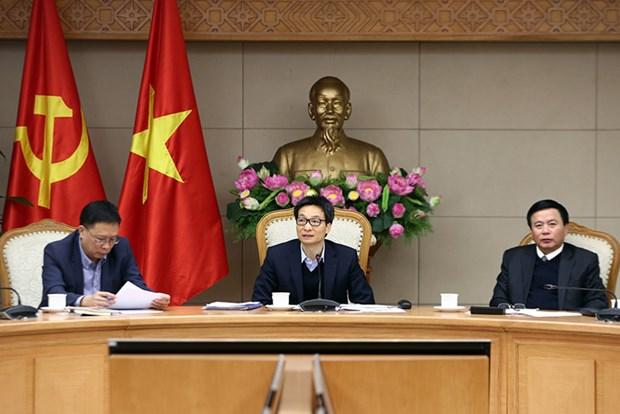 Reunion du conseil charge de l'elaboration de l'encyclopedie du Vietnam hinh anh 1