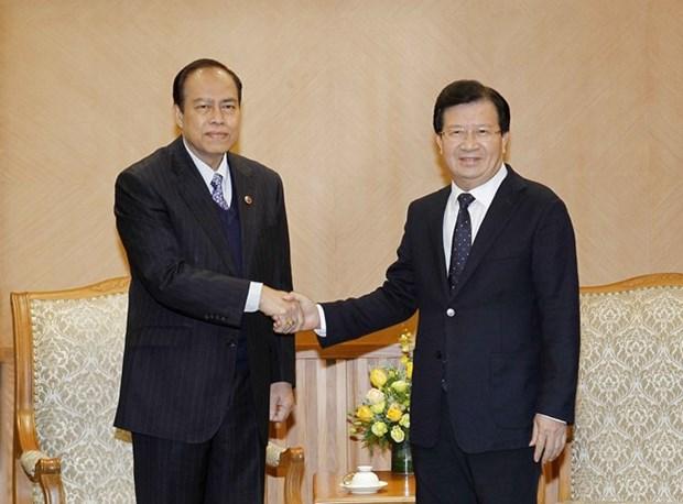 Le Vietnam veut approfondir sa cooperation avec le Myanmar hinh anh 1