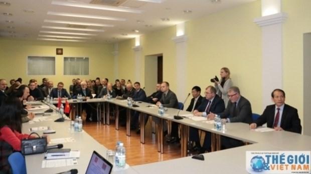 Renforcement de la cooperation commerciale et economique Vietnam - Bielorussie hinh anh 1