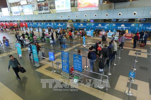 La compagnie generale des aeroports du Vietnam accueille son 94 millionieme passager hinh anh 1