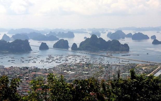 Une centaine d'activites pour l'Annee nationale du tourisme Ha Long - Quang Ninh 2018 hinh anh 1