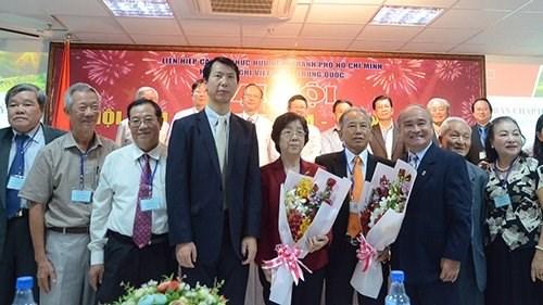 Le congres de l'Association d'amitie Vietnam-Chine de Ho Chi Minh-Ville hinh anh 1