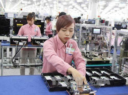 Le Vietnam enregistre sa plus forte croissance depuis dix ans hinh anh 1