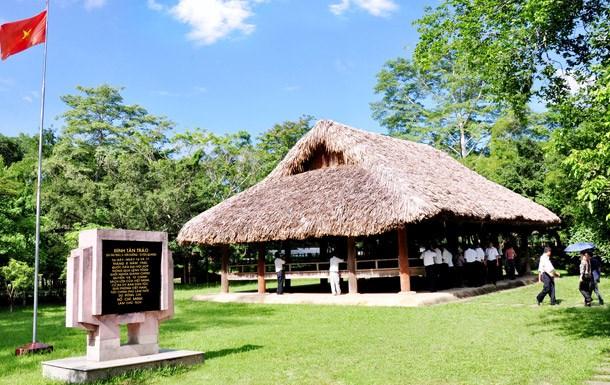 Plan directeur de developpement de la zone historique nationale speciale de Tan Trao hinh anh 1