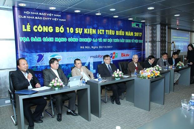 TIC: les 10 evenements les plus remarquables en 2017 hinh anh 1