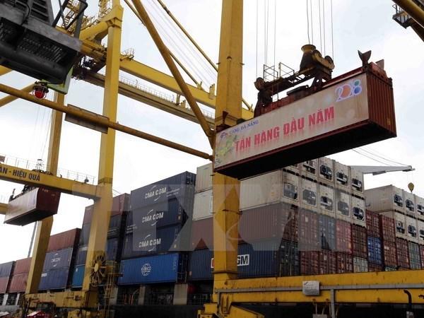 La societe par actions portuaire de Saigon accueille la 1ere cargaison de 2018 hinh anh 1