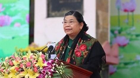 Inauguration d'une maison commemorative de Ho Chi Minh a Son La hinh anh 1