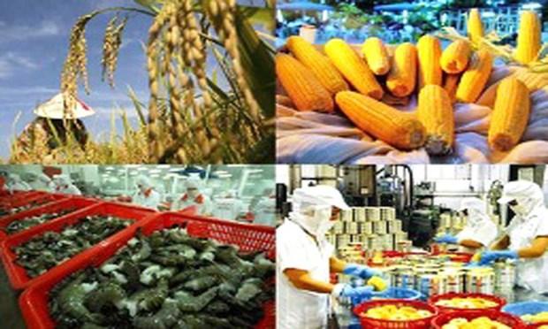 Produits agricoles, sylvicoles et aquatiques : 38 milliards de dollars d'exportation vises en 2018 hinh anh 1
