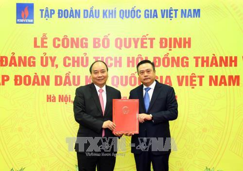 Le chef du gouvernement demande a PVN de poursuivre sur sa lancee hinh anh 1