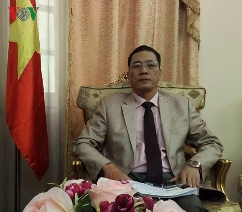 Les relations Vietnam - Egypte entrent dans une nouvelle periode hinh anh 1