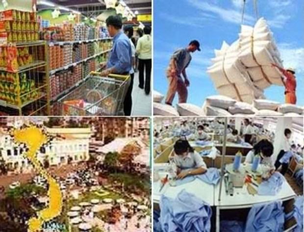 Les medias etrangers vantent les acquis economiques du Vietnam en 2017 hinh anh 1