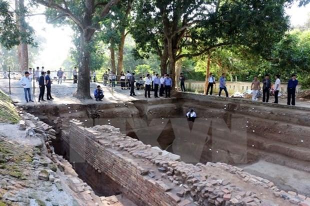 An Giang : decouverte de 20.000 objets de la culture d'Oc Eo hinh anh 1