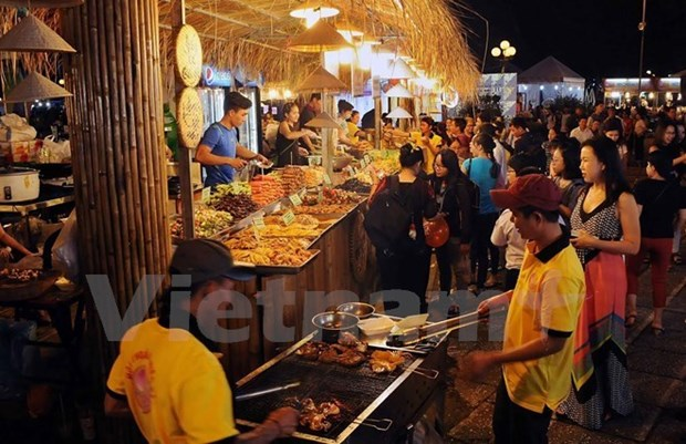 Ho Chi Minh-Ville : le festival culinaire Taste of the World remet le couvert hinh anh 1