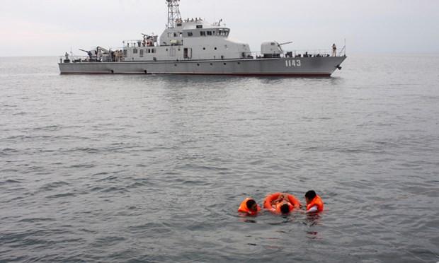 Vietnam et Cambodge menent leur 49e patrouille navale hinh anh 1
