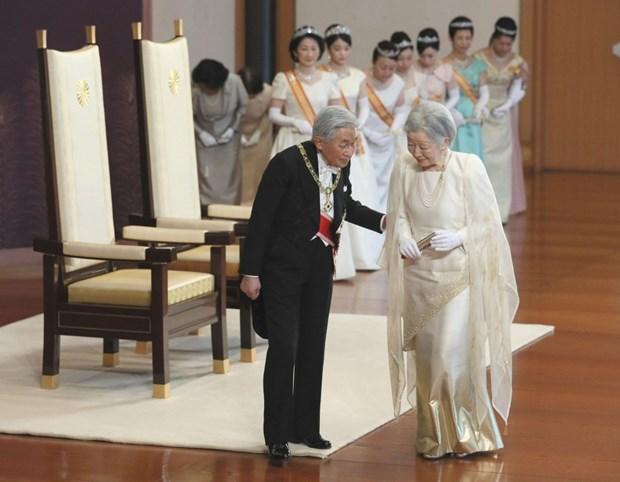 L'empereur du Japon Akihito compose des vers sur le Vietnam hinh anh 1