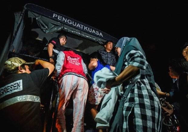 Malaisie : plus de 47.000 immigrant illegaux arretes en 2017 hinh anh 1