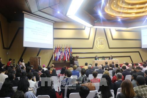 Le Luong Minh appelle les pays de l'ASEAN a renforcer leur cooperation hinh anh 1