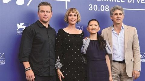 Une actrice d'origine vietnamienne nommee pour un Golden Globe hinh anh 2