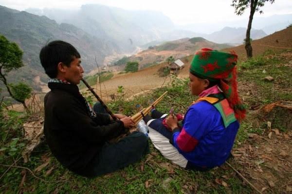 Le marche de l'amour de Khau Vai hinh anh 3