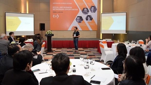 Les alumni d'Australie au Vietnam fondent leur groupe professionnel dans l'economie hinh anh 1
