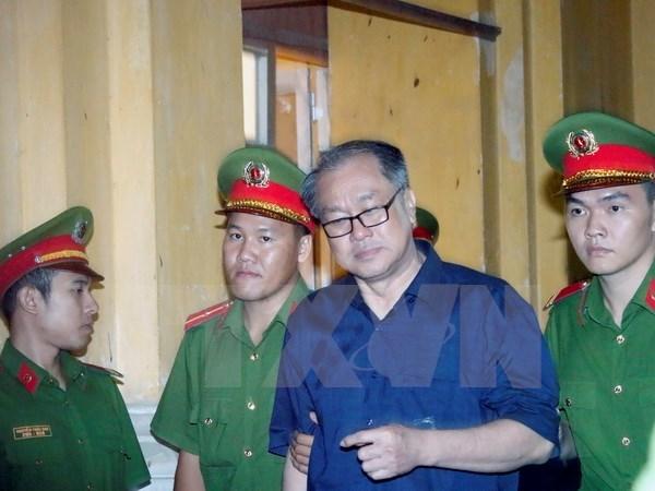 Affaire de la VNCB : jugement de Pham Cong Danh et ses complices hinh anh 1
