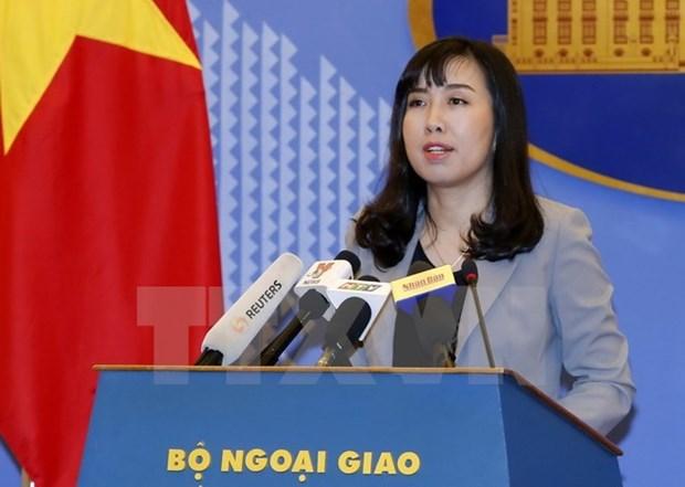Le Vietnam soutient les mesures pour promouvoir la paix et la stabilite sur la peninsule coreenne hinh anh 1