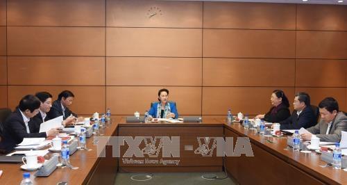 Preparation de la 26e conference annuelle du Forum parlementaire Asie-Pacifique hinh anh 1